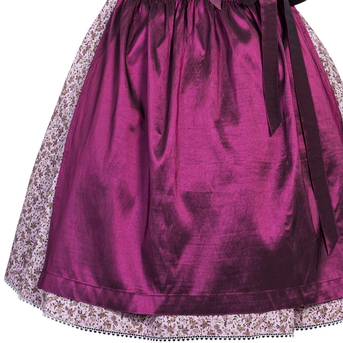 Mini dirndl smilla in lila von marjo trachten ebay - Trachten finest ...