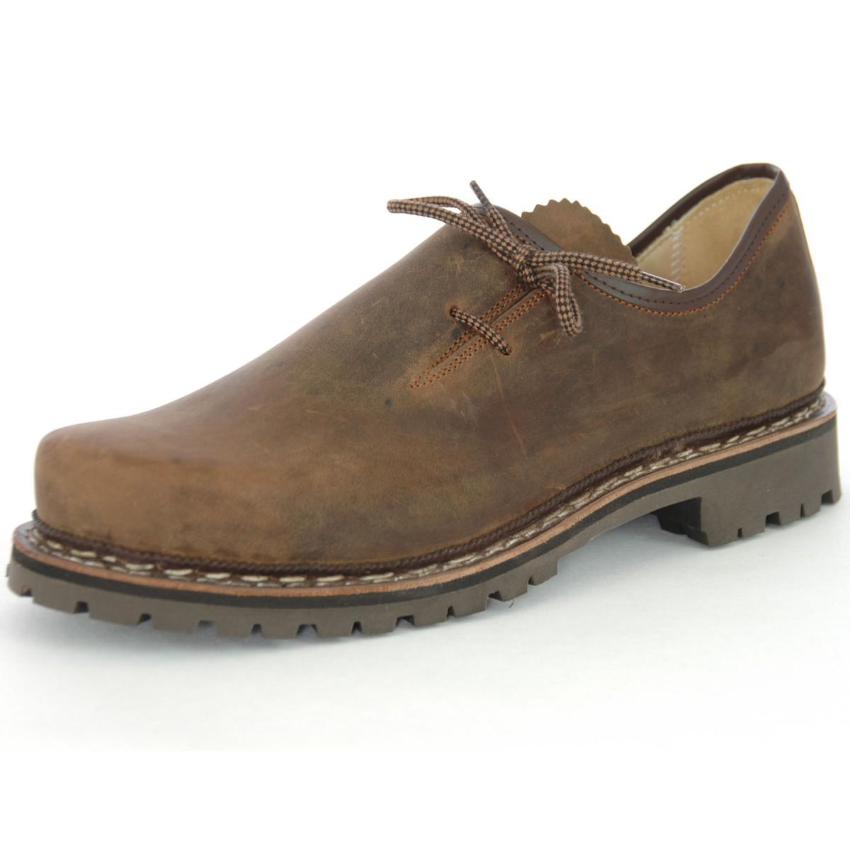 Schuhe zur tracht haferlschuhe aus kunstleder for Trachten finest